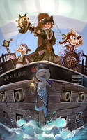 Captain Sora ! by Naussi