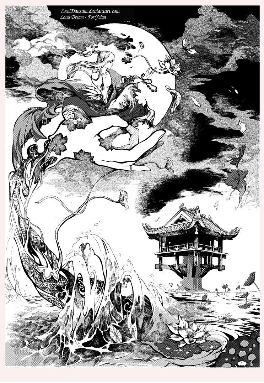 Lotus Dream by LeviDansam