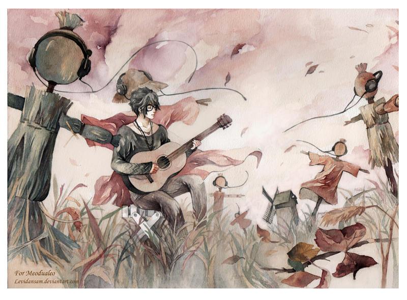 Silent voice by LeviDansam