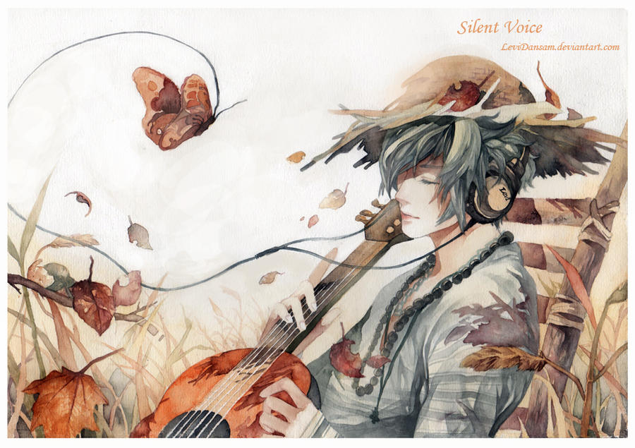 Silent voice II by LeviDansam