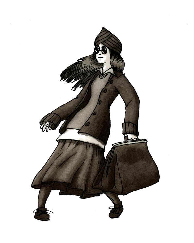 Turban Girl by HyraxAttax