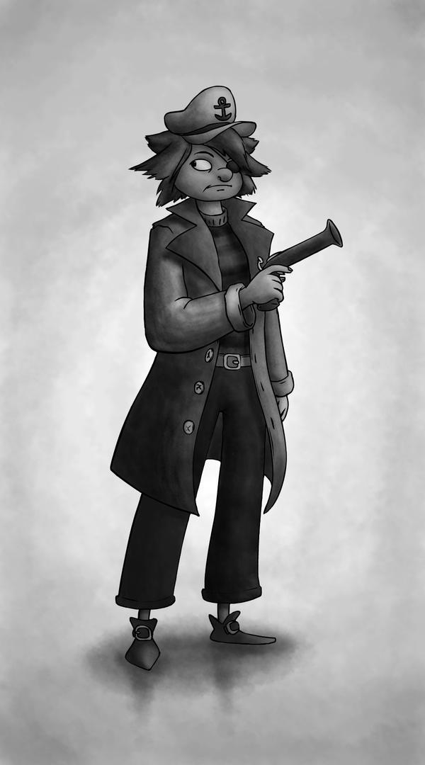 Sea Captain by HyraxAttax
