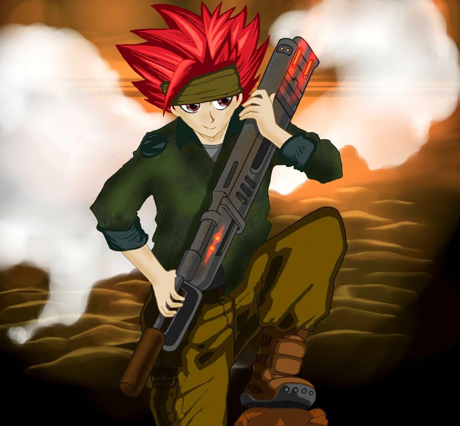 Soldier by Rafa-Oliveir4