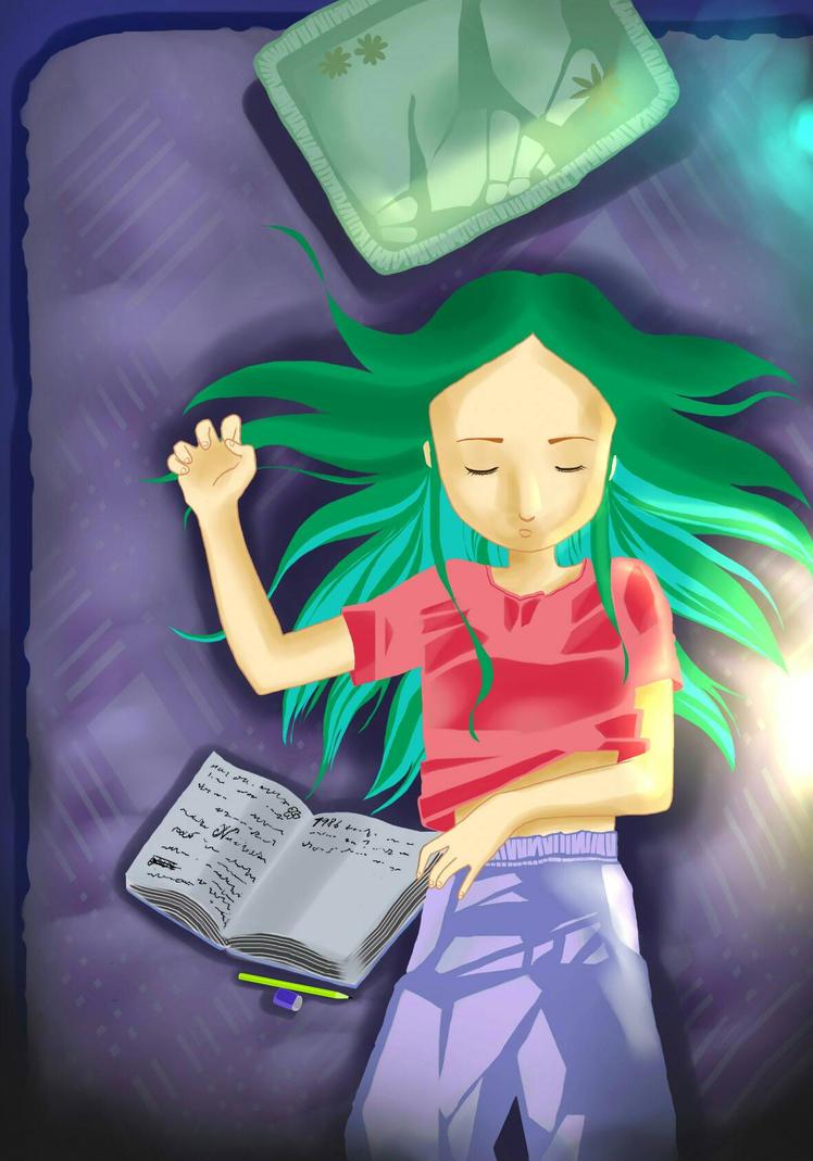 A Little Rest by Rafa-Oliveir4