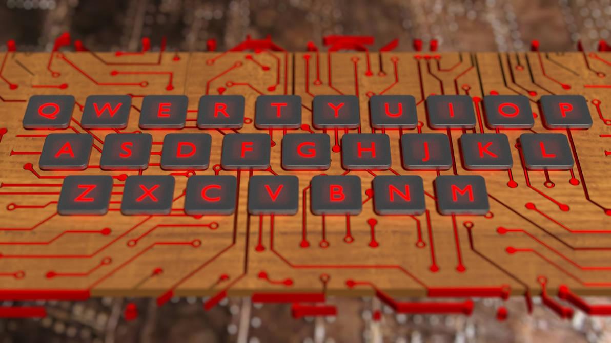 keyboard thing by DigiDink