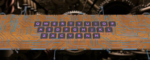 keyboard thing by DigiDink