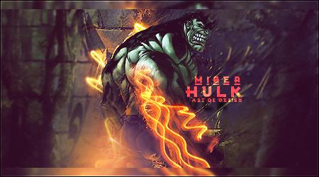 Hulk Sig by CsKreedz