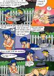 Ladybug vs Chat (Noir) Blanc page 93