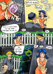 Ladybug vs Chat (Noir) Blanc page 97 by Ankyuubi