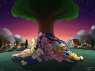 Long Deserved Rest by SerenePony