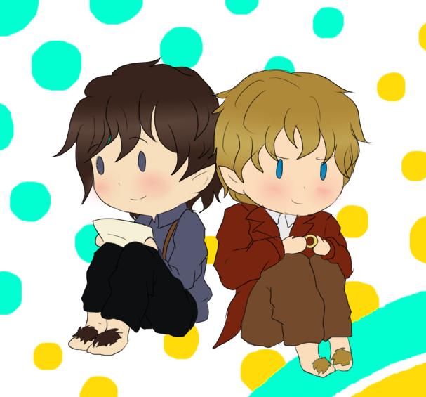 Happy Hobbit day! by ValiChan