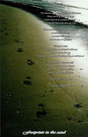 Footprints in the Sand v2 by sunnie