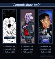 Commission OPEN by Al-sempai