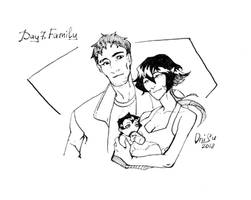 7 Day Family by Al-sempai