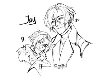 Jay and....Jay by Al-sempai