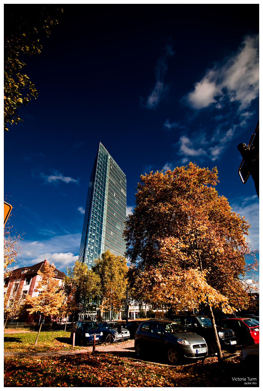 Victoria Turm by geckokid