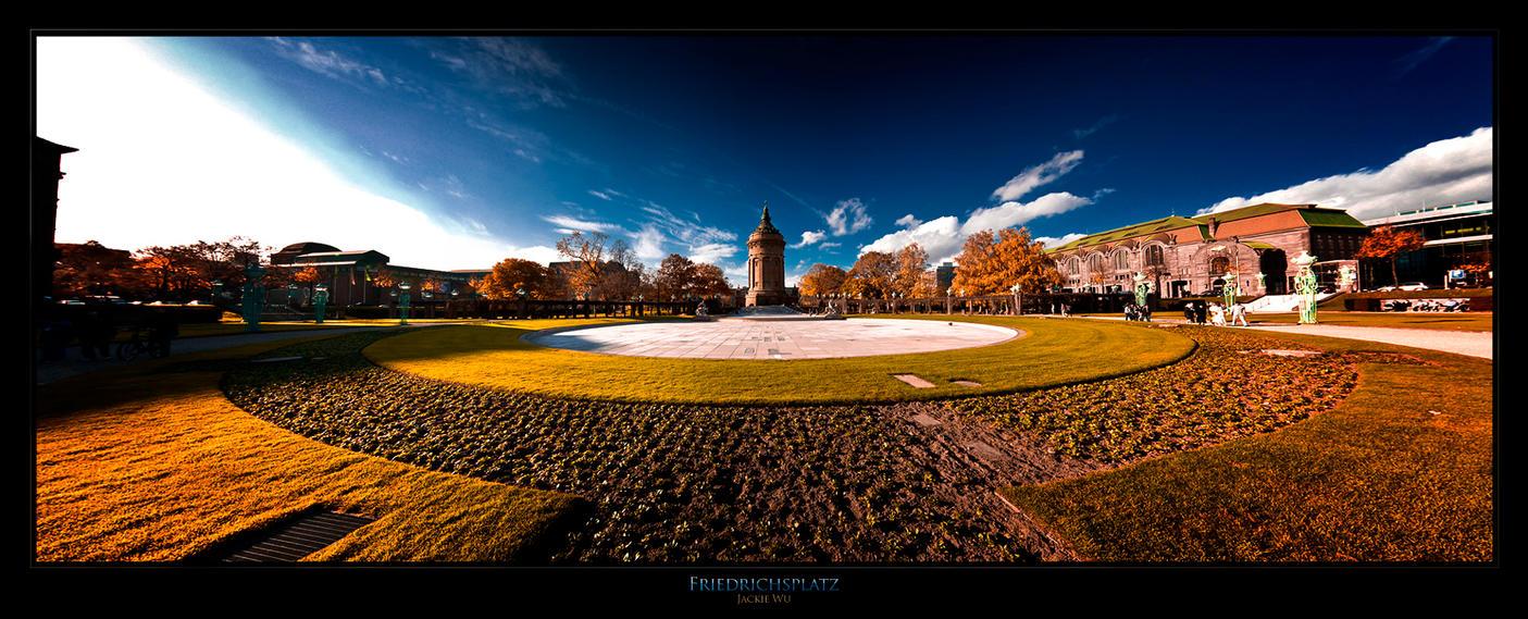 Friedrichsplatz by geckokid