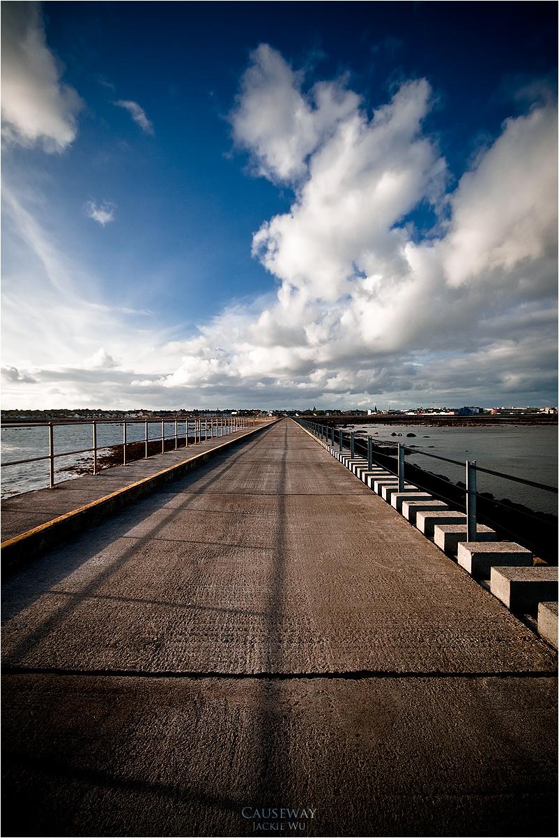 Causeway by geckokid