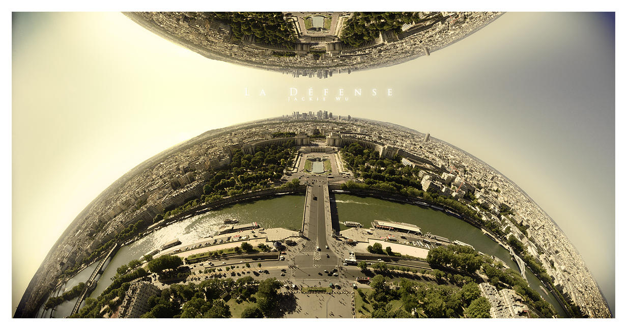 La Defense by geckokid