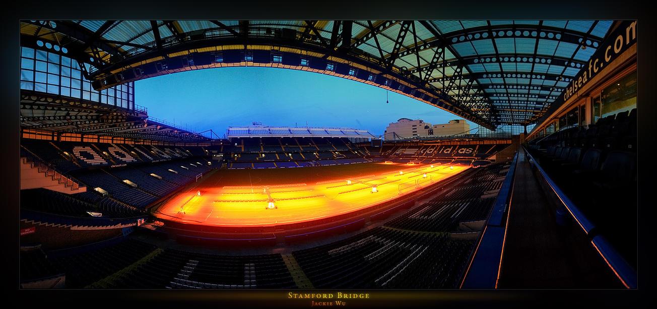 Stamford Bridge By Geckokid On DeviantArt