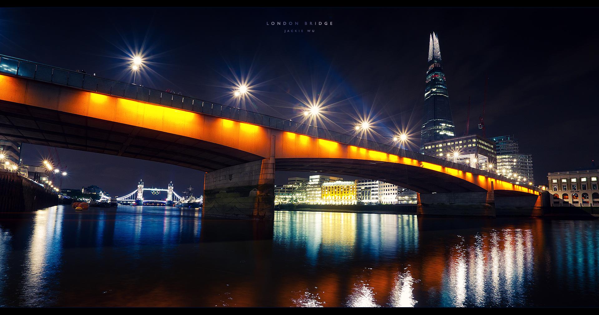 London Bridge by geckokid