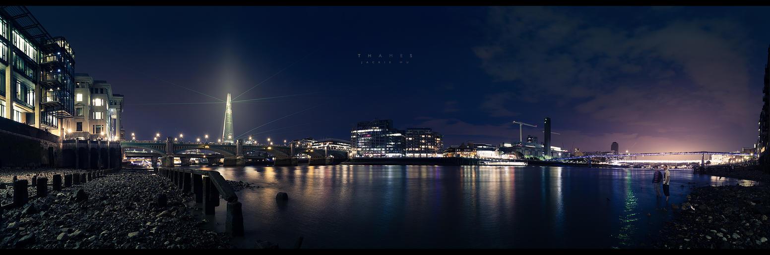 Thames by geckokid