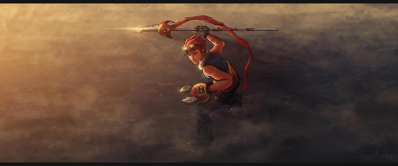 Mondo-geek's Flamedramon cosplay by geckokid