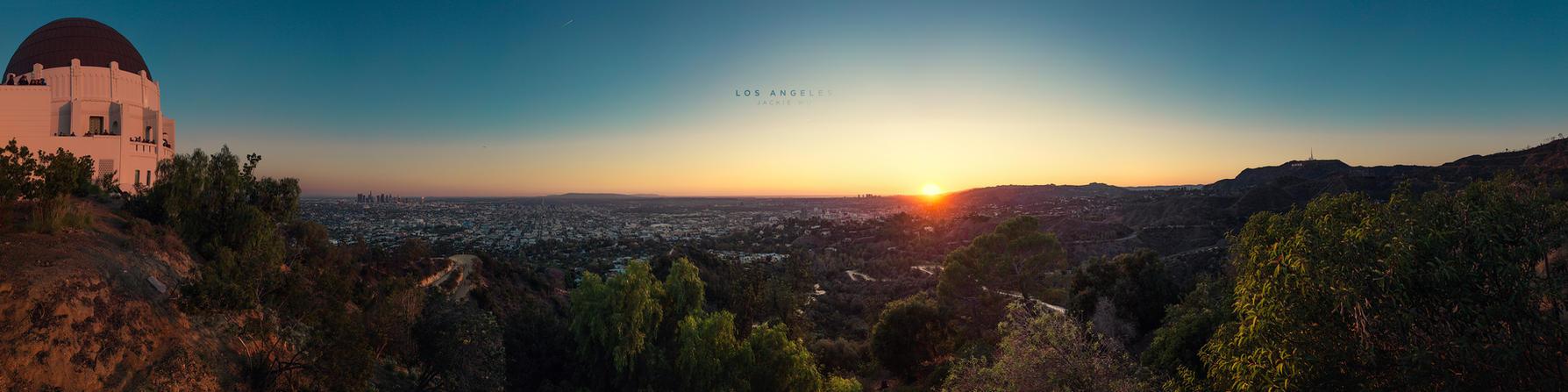 Los Angeles by geckokid