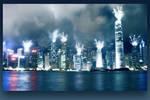 HK is burning