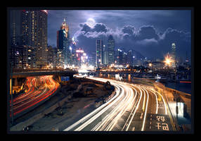 Flow of the City by geckokid