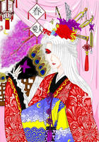 Spring lover by Tenamei12
