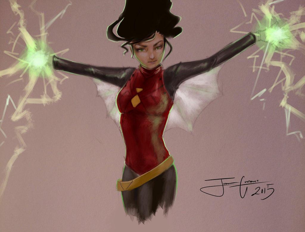 Spiderwoman by Emper0r-JaX