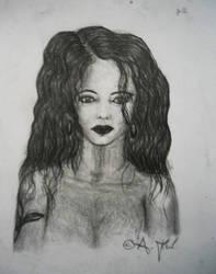 A Girl... by Smooth-Annie