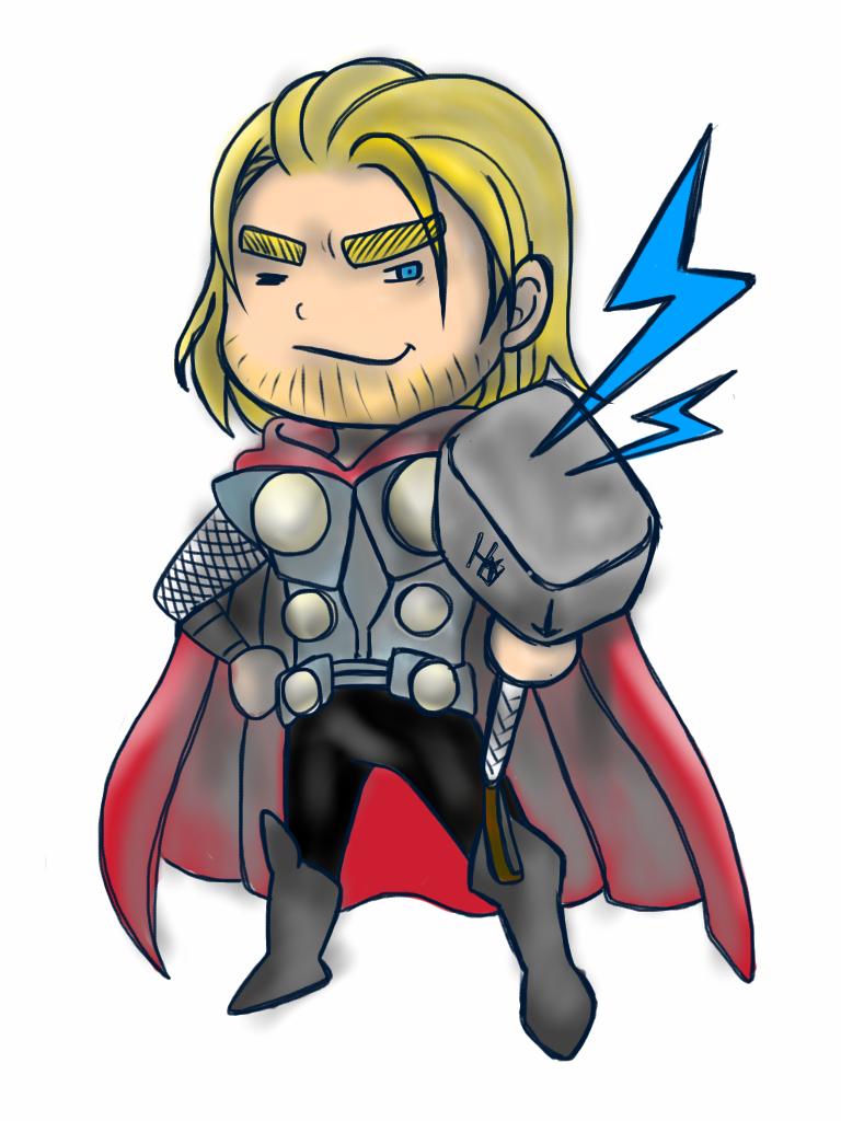 Гурзандоз Thor кард абро Дастурамал