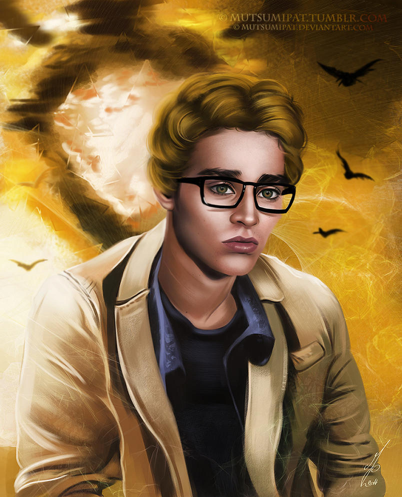 Simon Lewis by Mutsumipat