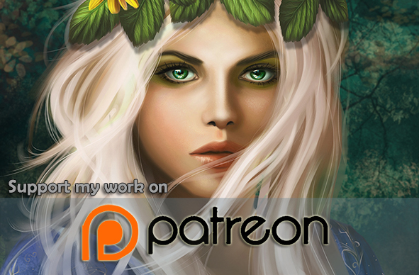 I'm on PATREON ! by Mutsumipat