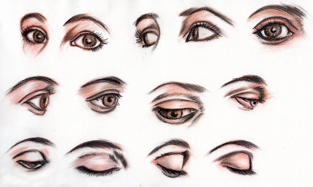 Eye refences by Mutsumipat