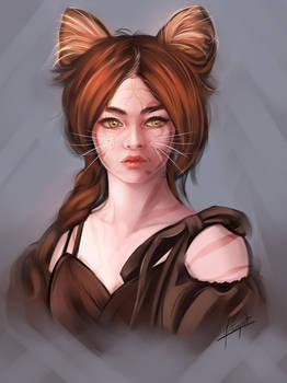 The Wild Beast Girl