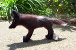 Needlefelt Black Wolf I