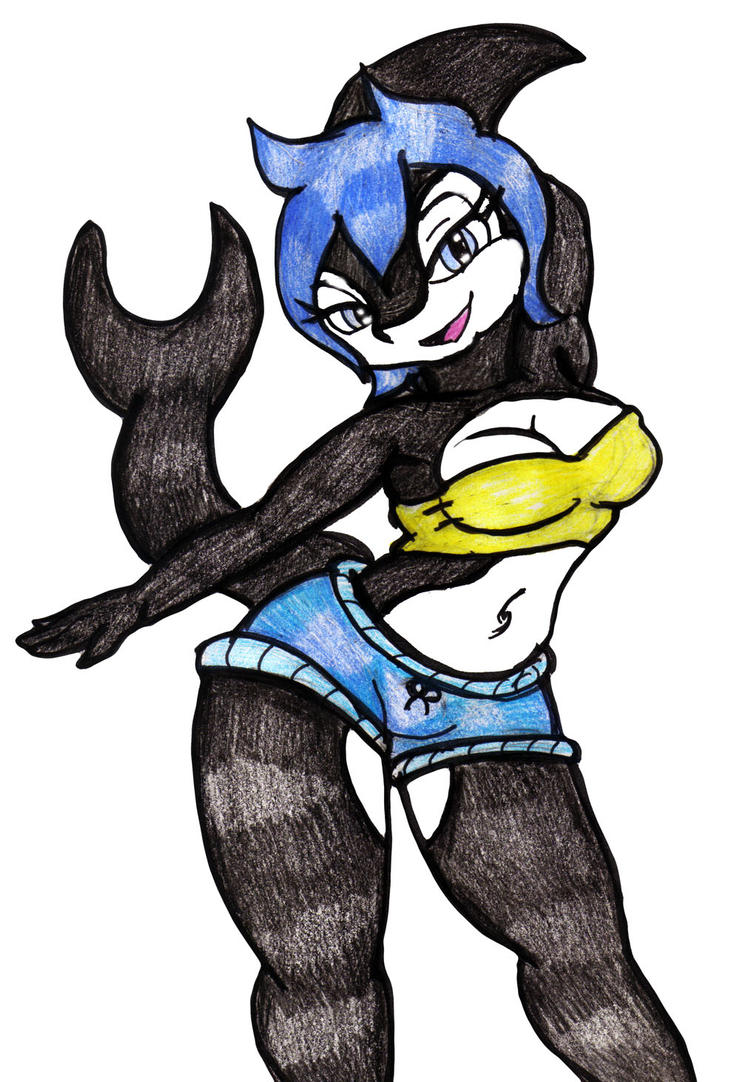 RD: EMS: Saph the Killer Whale by mhedgehog21
