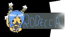 RQ: Robecca by Romythehedgehog by mhedgehog21