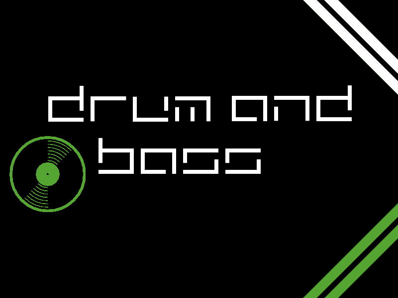 Drum And Bass T Shirt Designs