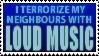 Loud Music by tufto