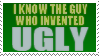 Ugly guy by tufto