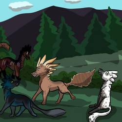 Jordskarn meeting