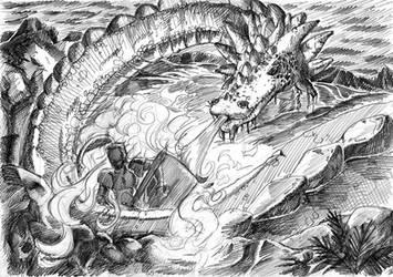 dragon by didizuka