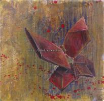 Origami stars 01 by didizuka
