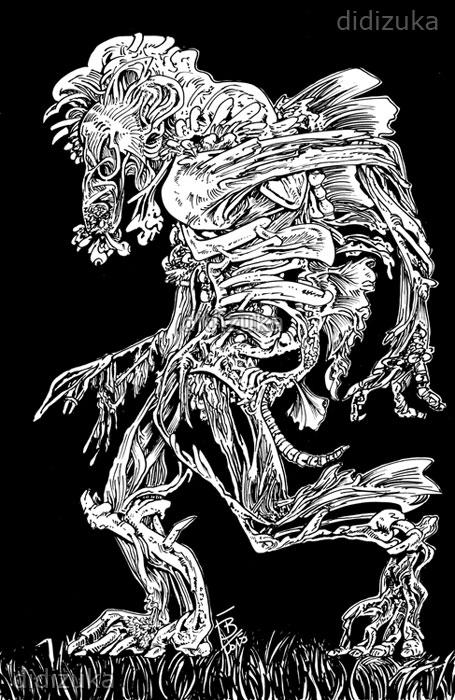 Dead Can Dance 02 by didizuka