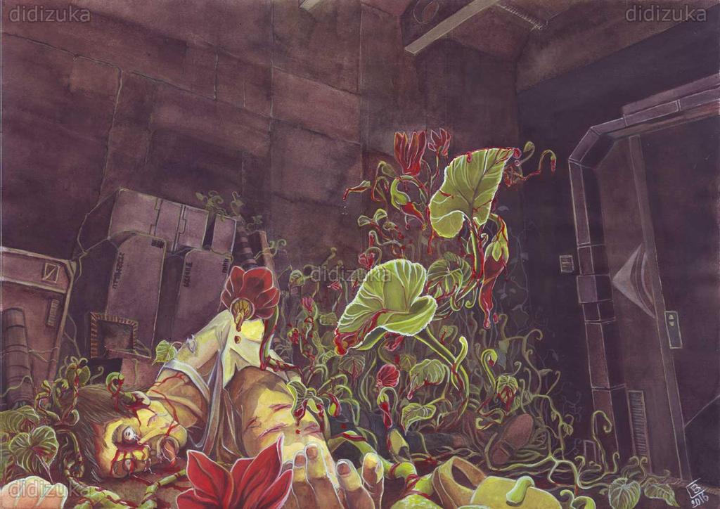 A fertile ground - Un terreau fertile by didizuka