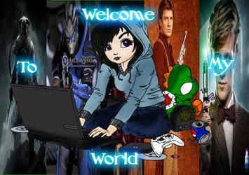 GeekWorld by FreakyPenguin